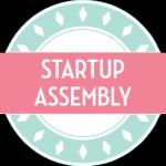 Logo Startup Assembly fond alpha